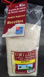 riz rond blanc audois 1kg