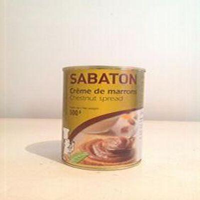 CREME DE MARRON SABATON   1/2