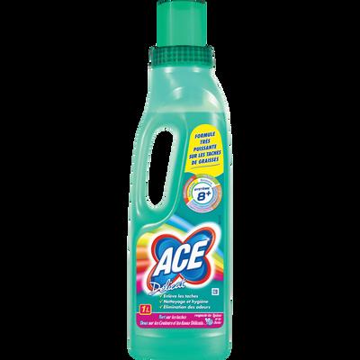 Détachant ACE Délicat, bidon de 1 litre