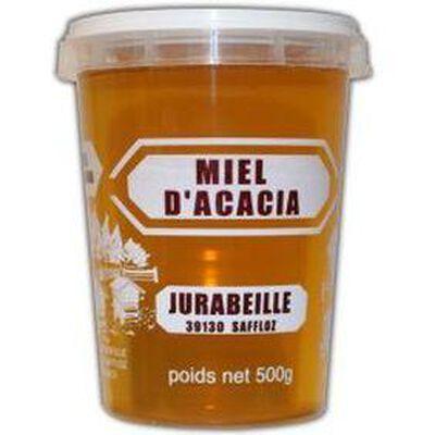 MIEL D'ACACIA, POT, 500G
