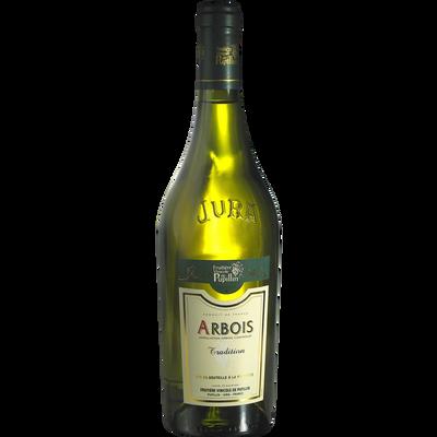 Arbois tradition FRUITIERE VINICOLE DE PUPILLIN, bouteille de 0.75l