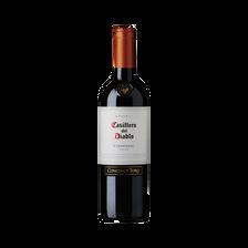 Vin rouge Chili Carmenere Casillero del Diablo, 13.5° bouteille de 75cl