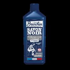 Briochin Savon Noir Liquide,  Ecocert , Flacon De 1 Litre