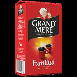 Café Moulu GRAND MERE Familial 250g