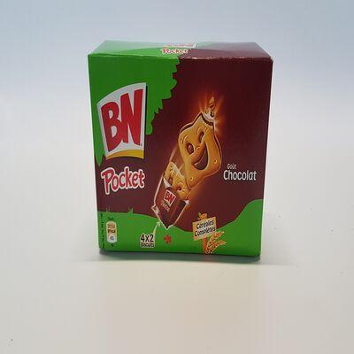 BN 8 CHOCOLAT 150G