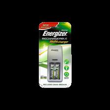 Energizer Piles Rechargeables Hr03 850mah Et Mini Chargeur