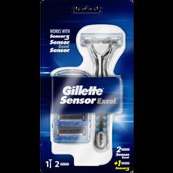 Rasoir pour Sensor Excel 3 GILLETTE