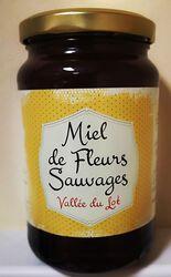 MIEL DE FLEURS SAUVAGES 500GR