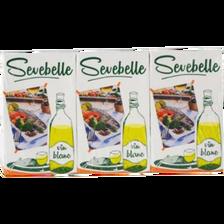 "Espagne blanc ""Sèvebelle"" brikettes, 3x25cl"