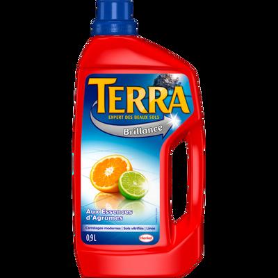 Nettoyant pour tous sols TERRA Brillance, 900ml