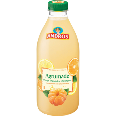 Boisson agrumade ANDROS, 1l