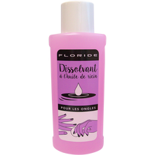 Dissolvant ongles, flacon de 200ml