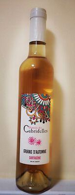 Cartagène Domaine des Cabridelles 16% vol. 50cl