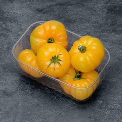Tomate, segement les côtelées, Ananas, BIO, catégorie 2, France, barquette, 500g
