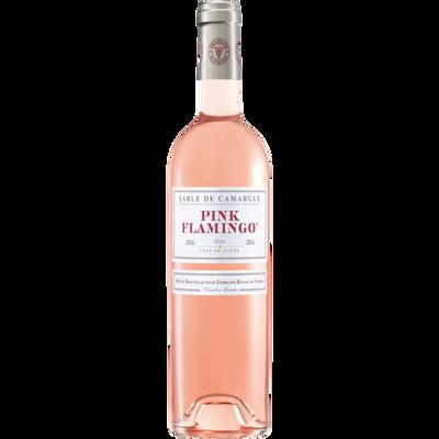 Vin rosé gris IGP Sable de Camargue Pink Flamingo, 75cl