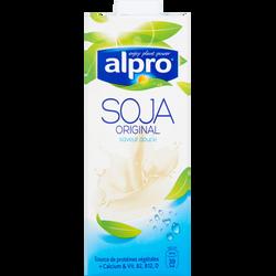 Boisson végétale soja ALPRO,  1 litre