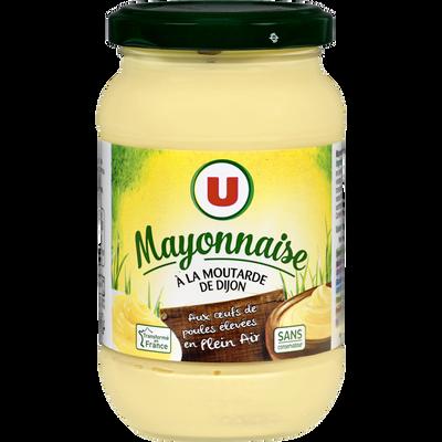 Mayonnaise U, bocal de 235g