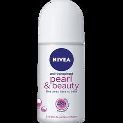 Déodorant Beauty Pearl NIVEA, bille de 50ml