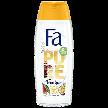 Fa Douche Pure Fraîcheur Mangue&fruits De La Passion Fa 250ml