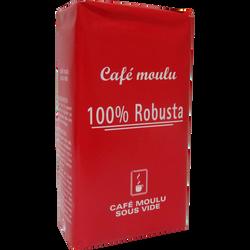 Café moulu tradition, paquet de 250g