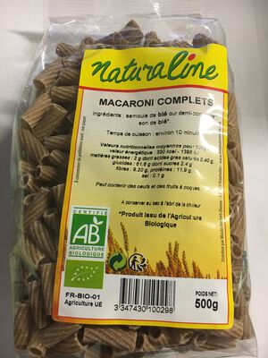 MACARONI COMPLETS