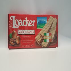 LOACKER CLAS. NAPO 175G