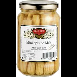 Mini épis de maïs ERIC BUR, 180g