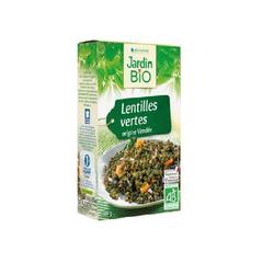 JB Lentilles vertes origine Ve