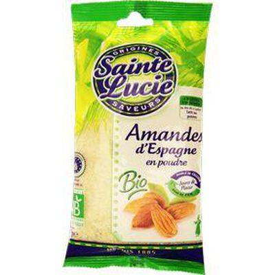 Amandes en  Poudre Bio Sainte Lucie