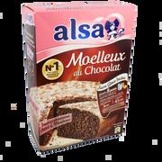 Alsa Préparation Pour Gâteau Au Chocolat Mamie Gâteau Alsa, 435g