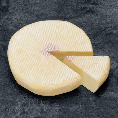 Demi reblochon AOP fruitier au lait cru LA POINTE PERCEE, 27%MG