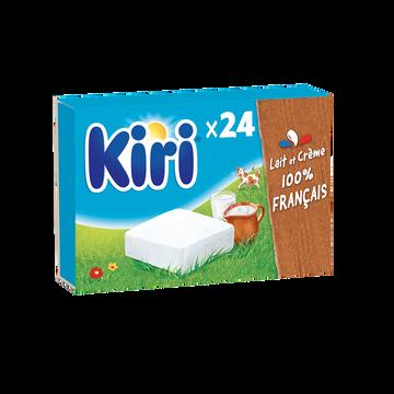 Kiri Fromage Fondu Pasteurisé Kiri, 29%mg , 24x432g