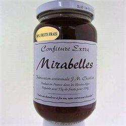 Confiture de Mirabelles CHATELAIN, 420G