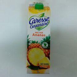 CARESSE GUYANAISE NECTAR ANANAS 1L