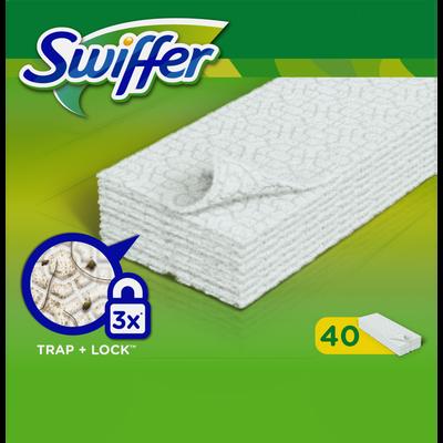 Lingettes dépoussiérantes SWIFFER, x40