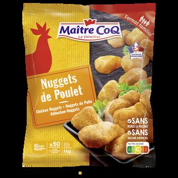 Maître Coq Nuggets Filet De Poulet Maitre Coq, 1kg