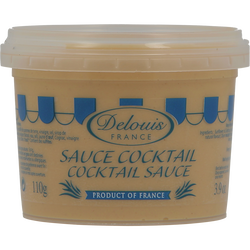 Sauce cocktail DELOUIS, pot de 110g