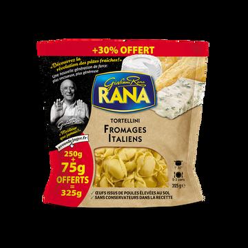 Giovanni Rana Tortellini Aux Fromages Italiens Rana 250g+30% Offert Soit 325g