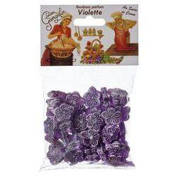 bonbons parfum violette 150G LUCIEN GEORGELIN