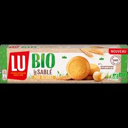 Biscuits sablé bio LU 112g