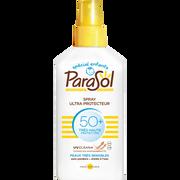 Parasol Spray Enfants Protecteur Indice 50 Parasol, Flacon De 200ml