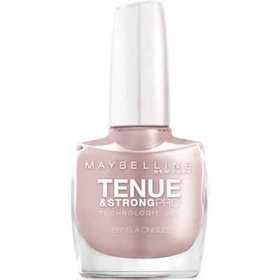 Vernis à ongles tenue & strong golden brown 19 MAYBELLINE, nu