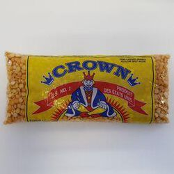 Crown pois cassé jaune 500g