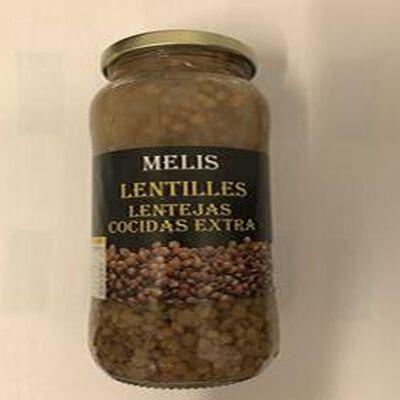 Lentilles 540g CASHER