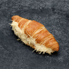 Croissant jambon pâte pur beurre nouvelle recette 2+1grte FE