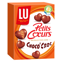 PETITS COEURS Choco-Croc, 90g
