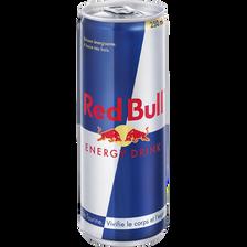 Boisson énergisante regular RED BULL 25cl