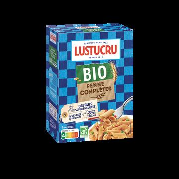 Lustucru Penne Complets Bio Lustucru, 400g
