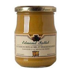 Moutarde de Dijon au miel et vinaigre balsamique FALLOT, 210g