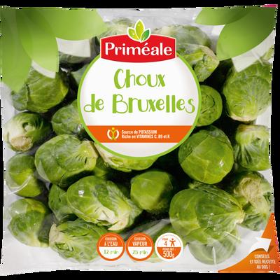 Choux de Bruxelles, PRIMEALE, Pays Bas, sachet 500g